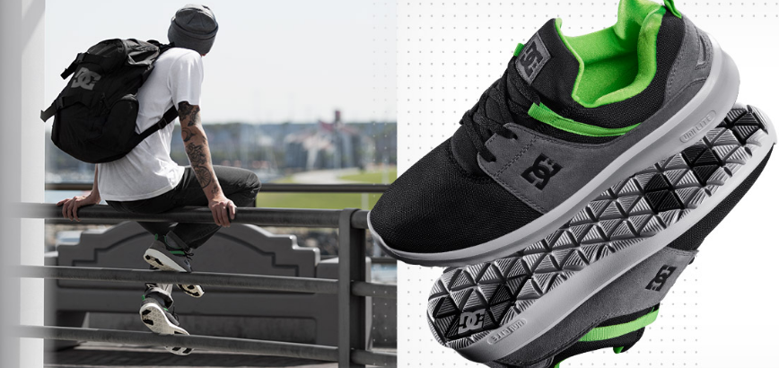 Акции DC Shoes в Верхнем Тагиле